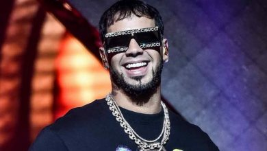 Photo of Anuel celebra sus siete nominaciones al Grammy Latino