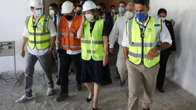 Photo of Raquel Peña supervisa avances en construcción Hospital Nelson Astacio