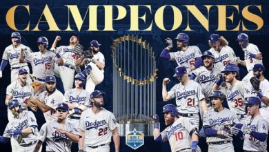 Photo of ¡Dodgers conquistan 1er título en 32 años!