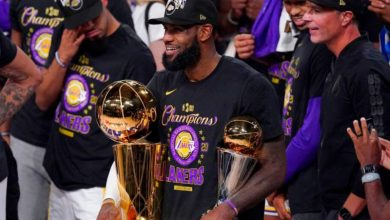 Photo of Lakers vencen a los Miami Heat y se consagran campeones de la NBA