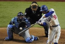 Photo of Betts, Kershaw impulsan a L.A. en el Juego 1