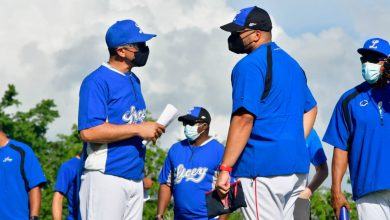 Photo of Cuevas destaca talento en pitcheo del Licey
