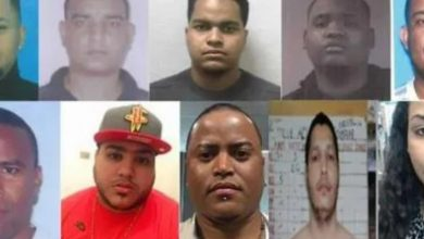 Photo of Los 21 dominicanos que son buscados por la Interpol