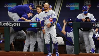 Photo of Dodgers a la SCLN con barrida sobre Padres