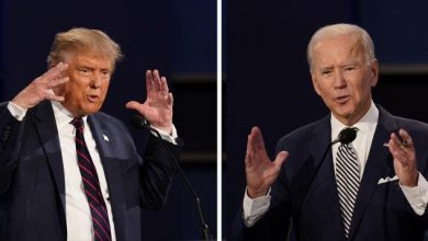 Photo of Trump y Biden compiten en tertulias separadas en lugar de debate