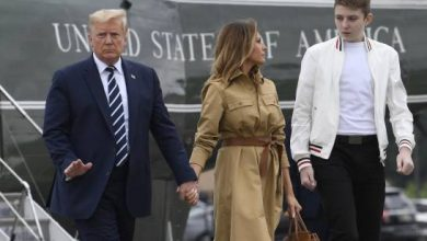 Photo of Melania Trump revela que Barron , su hijo con Donald Trump, tuvo COVID-19