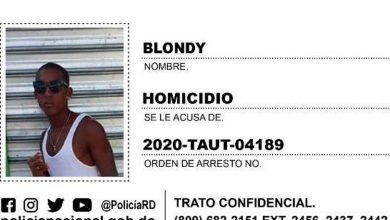 Photo of Policía Nacional apresa a «Blondy», implicado en muerte de Yulenski