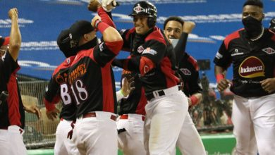 Photo of Leones ganan con HR clave de Dunand