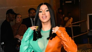 Photo of Cardi B nombrada como la mujer del año de la revista Billboard