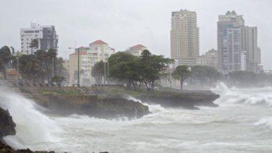 Photo of Onamet alerta sobre oleaje anormal en costa Atlántica y pronostica buen tiempo y escasas lluvias