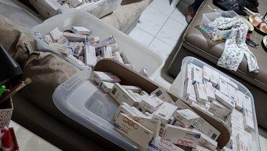 Photo of Apresan a 6 personas en allanamientos contra red de falsificadores de medicamentos