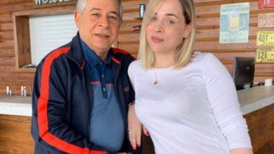 Photo of Roberto Salcedo y su hija Rocio positivos al COVID-19