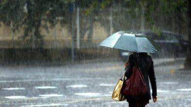 Photo of Meteorología prevé lluvias en algunas localidades del país