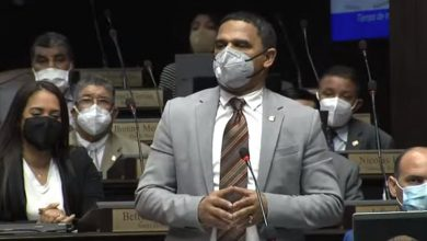 Photo of Diputado Sadoky Duarte: «Soy incapaz de golpear una mujer»