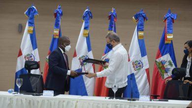 Photo of RD y Haití firman protocolo para reparar pirámides que identifica límites fronterizos