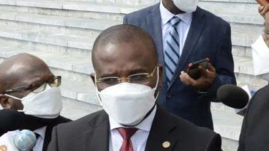 Photo of Canciller Haití salió molesto de encuentro