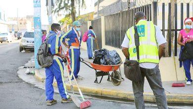 Photo of El ADN redobla esfuerzos para evitar basura en inicio de año