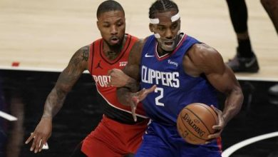 Photo of Leonard regresa tras dos juegos y Clippers vencen a Blazers