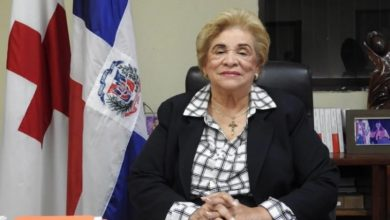 Photo of Fallece Ligia Leroux de Ramírez, presidenta de la Cruz Roja Dominicana
