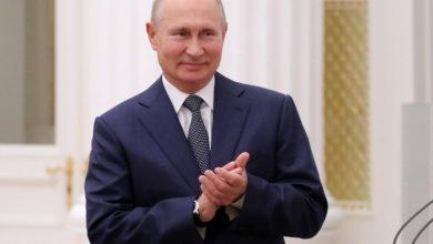 Photo of Putin felicita a Biden por su victoria en las elecciones de EEUU