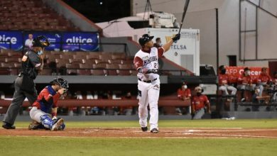 Photo of Gigantes ganan con jonrones de Francisco y Sierra