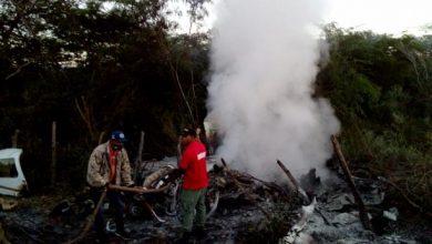 Photo of Identifican a brasileño como uno de los tripulantes de la aeronave con droga en Pedernales
