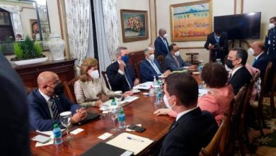 Photo of Comienza reunión del Consejo Nacional de la Magistratura en el Palacio Nacional