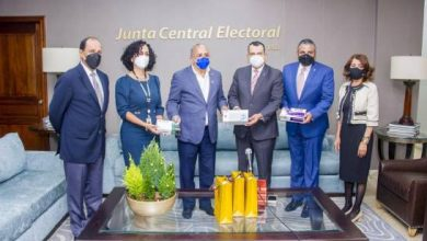 Photo of JCE dona un millón de guantes quirúrgicos al Ministerio de Salud Pública