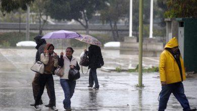 Photo of Meteorología: Disminuirán las lluvias para este domingo