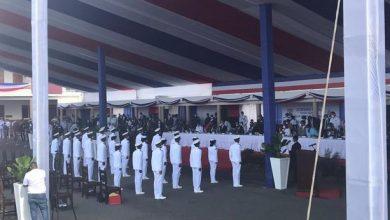 Photo of Presidente Abinader asiste a graduación de Academia Naval