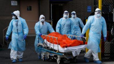 Photo of Récord de hospitalizaciones por covid-19 en EEUU, a la espera de las vacunas