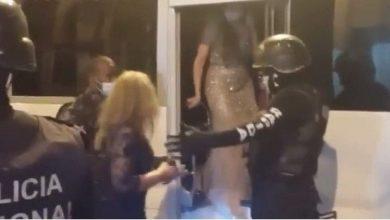 Photo of Vídeo: PN apresa en La Vega alrededor de 70 personas en una boda por violentar medidas sanitarias