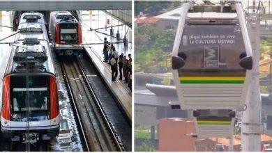 Photo of Los nuevos horarios del Metro y el Teleférico de Santo Domingo