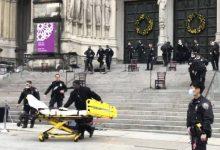 Photo of Hombre dispara varias veces durante concierto en catedral de Nueva York