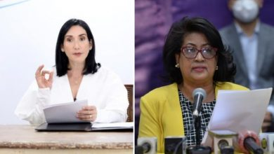 Photo of Primera dama contradice a Cristina Lizardo sobre cuál es «la primera fuerza» de RD