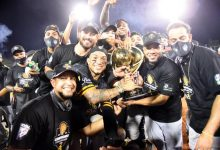 Photo of Las Águilas Cibaeñas conquistan su título 22 al remontar ante los Gigantes