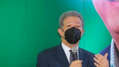 Photo of Expresidente Leonel se solidariza con empresario Manuel Estrella