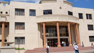 Photo of Siete reclusos del Palacio de Justicia de Santiago dan positivos al COVID-19