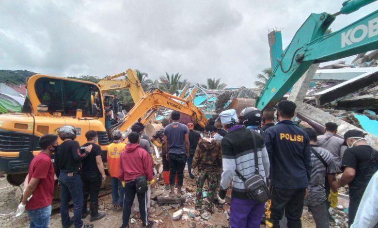 Photo of Al menos 42 muertos por fuerte sismo en Indonesia