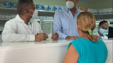 Photo of Director Promese/Cal realiza recorrido por Farmacias del Pueblo; agiliza entrega de medicamentos