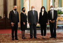 Photo of Cuatro nuevos jueces del Tribunal Constitucional toman juramento