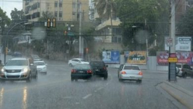 Photo of Pronostican lluvias dispersas con truenos aislados para este jueves