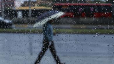 Photo of Meteorología: Aguaceros con tormentas eléctricas y ráfagas de viento para hoy