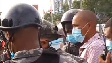 Photo of Policía apresa hombre con arma de fuego en las afueras del Congreso Nacional