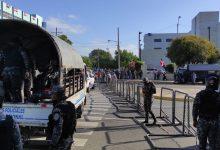 Photo of Refuerzan seguridad en las afueras del Congreso ante posibles manifestaciones por el 30% de AFP