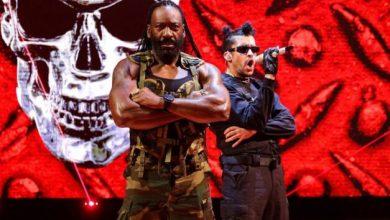 Photo of Bad Bunny se hace viral cantando en el Royal Rumble de la WWE