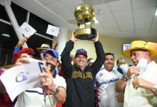 Photo of Ya están aquí las Águilas Cibaeñas, campeones de la Serie del Caribe