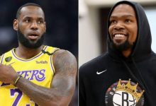 Photo of Kevin Durant y LeBron James lideran primera votación All-Star 2021