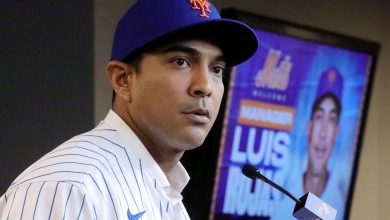 Photo of Luis Rojas condena conducta de coach destituido por Mets
